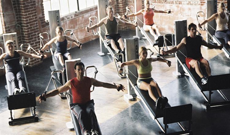 Gravity HIIT Pilates