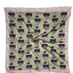 Parked Cotton 100×100 Scarf