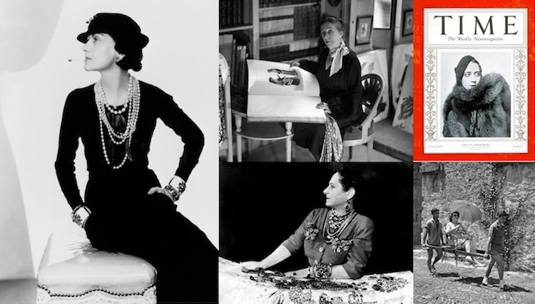 Inspirational women in fashion and beauty