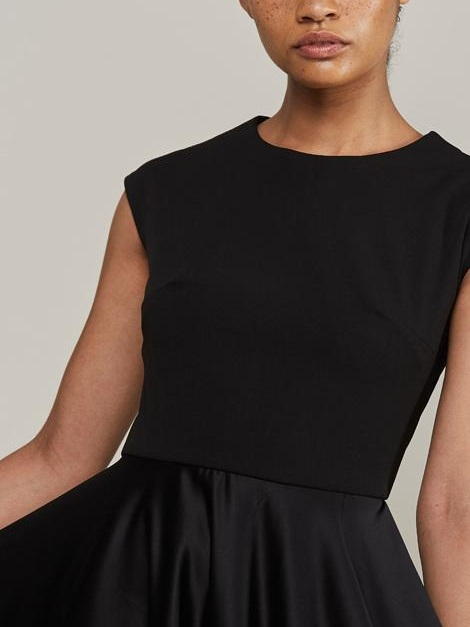 Mareth Colleen Stash Dress Close Up