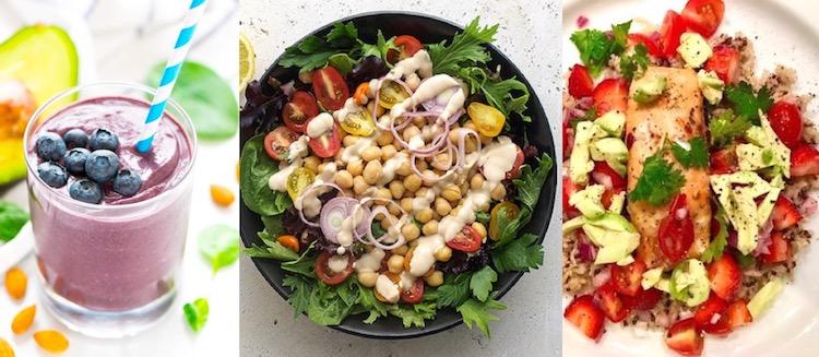Rainbow Diet Meal Plan