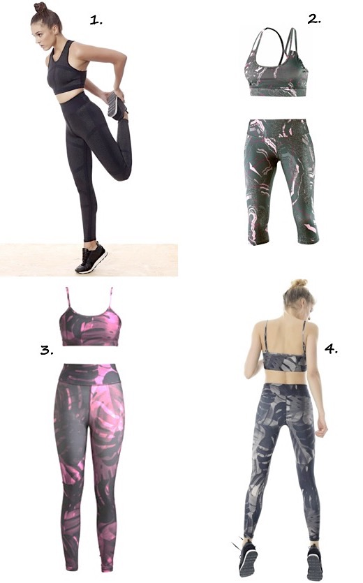 New summer activewear 2018