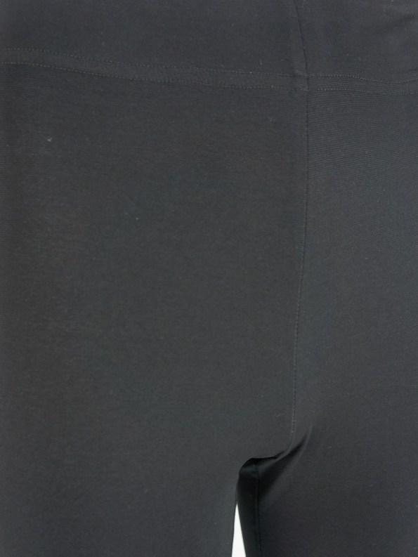 High-Waisted Leggings Black Detail