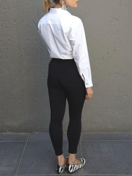 Best leggings Black high-waisted fashion leggings South Africa