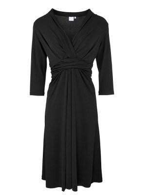 black midi dress three-quarter sleeves South Africa