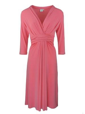 The Kate Dress Pink Shopfront