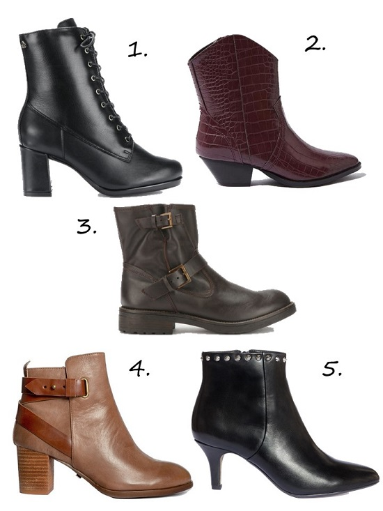 Boots trends Winter 2019