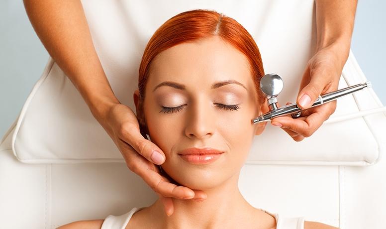 Oxygen Treamtment for skin