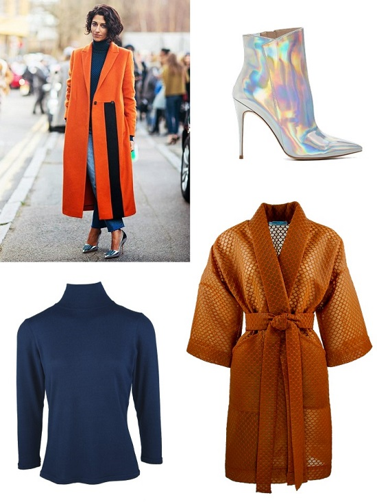 How to style your coat