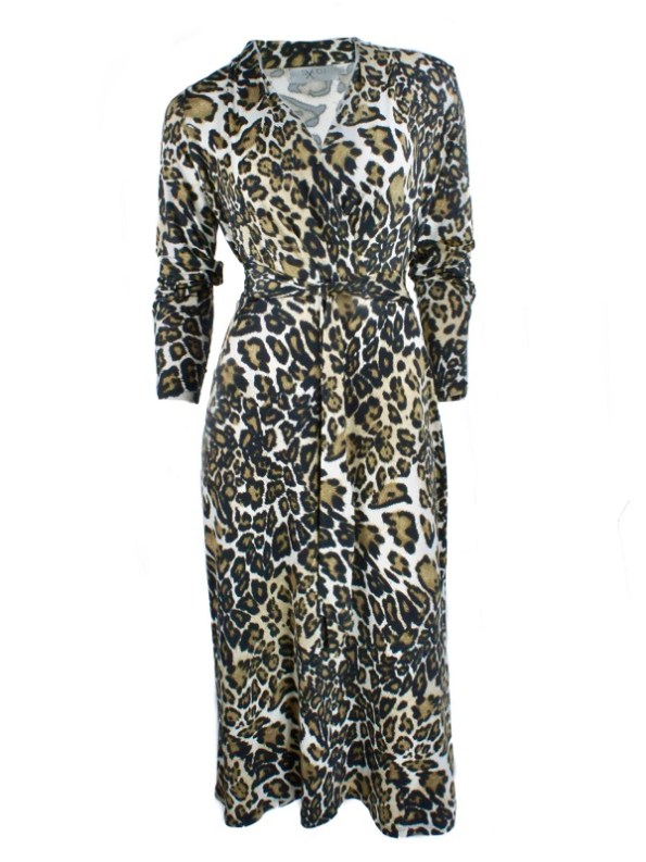 Smudj Leora Dress Feline Shopfront