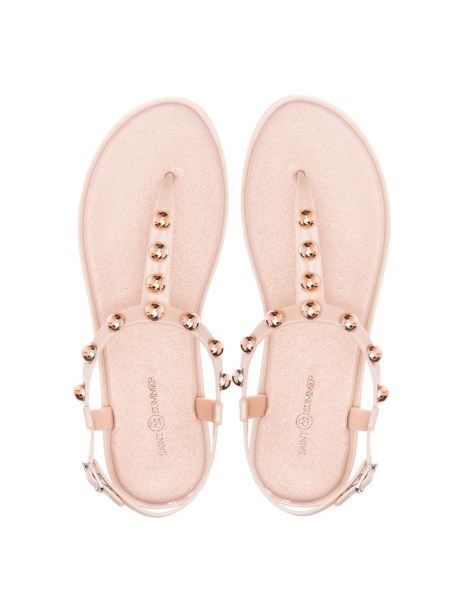 Saint & Summer Luxe beige Pair