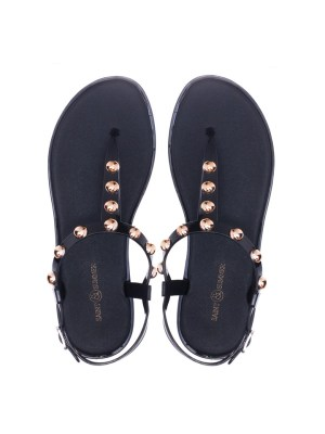 Saint & Summer Luxe black Pair