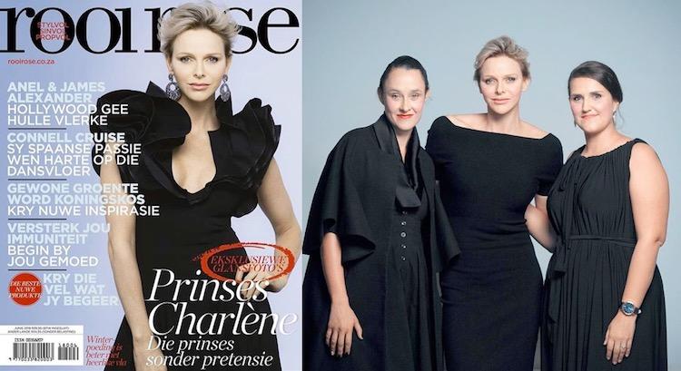 Rooi Rose Princess Charlene Cover