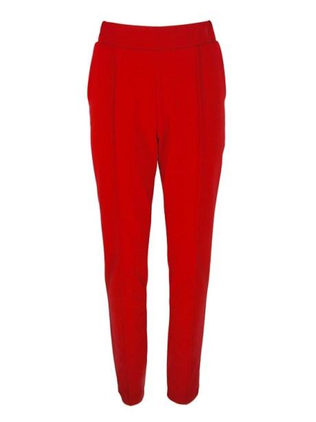 Erre Sprint Skinny Pants Red Shopfront