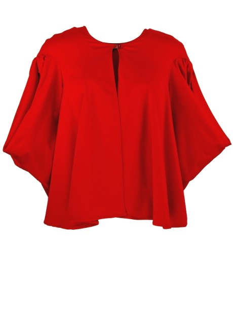 Erre Swing It Jacket Red Shopfront