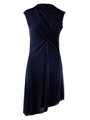 Mareth Colleen Faye Dress Navy Shopfront