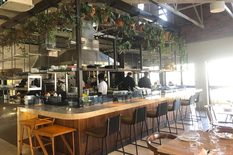 Van der Linde Restaurant Johannesburg