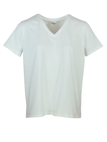 White V neck T shirt South Africa