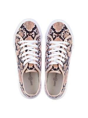 Saint and Summer Sneaky Python Pair