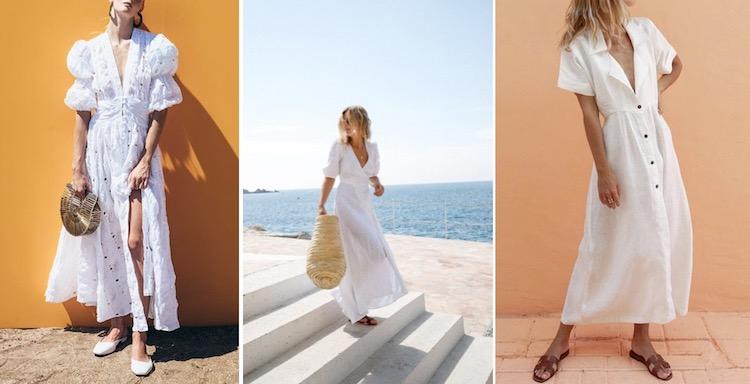 Summer resort wear