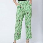 Good Clothing Kandy Pants Green Toucans