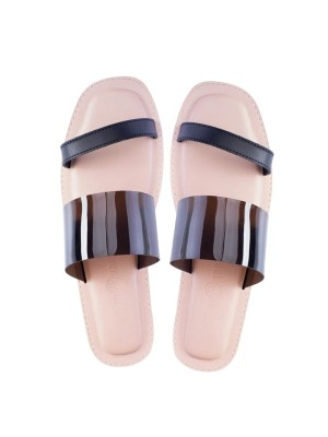 Black PVC sandals south Africa