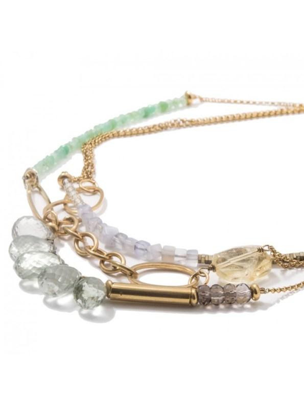 Kirsten Goss Arabella Necklace Detail