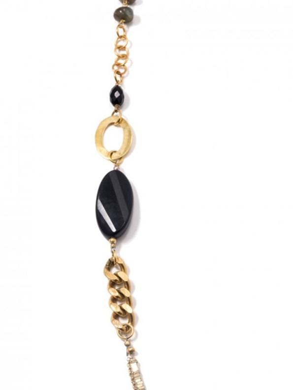 Kirsten Goss Raven Necklace Detail