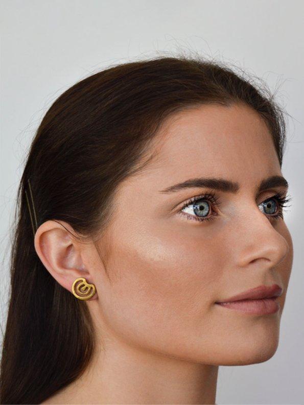 Kirsten Goss Wildcard no.14 Gold Model