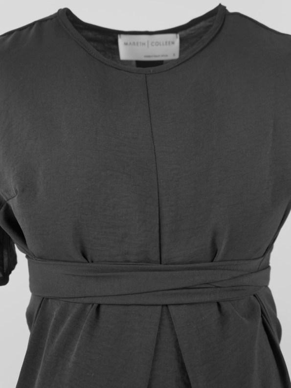 Mareth Colleen April4Mom Dress Black Closeup