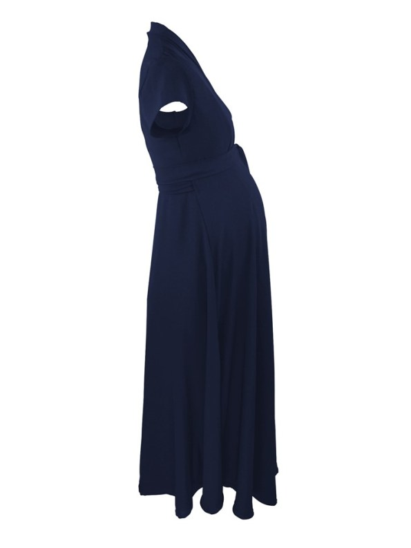 Mareth Colleen Philly4Mom Navy Side View