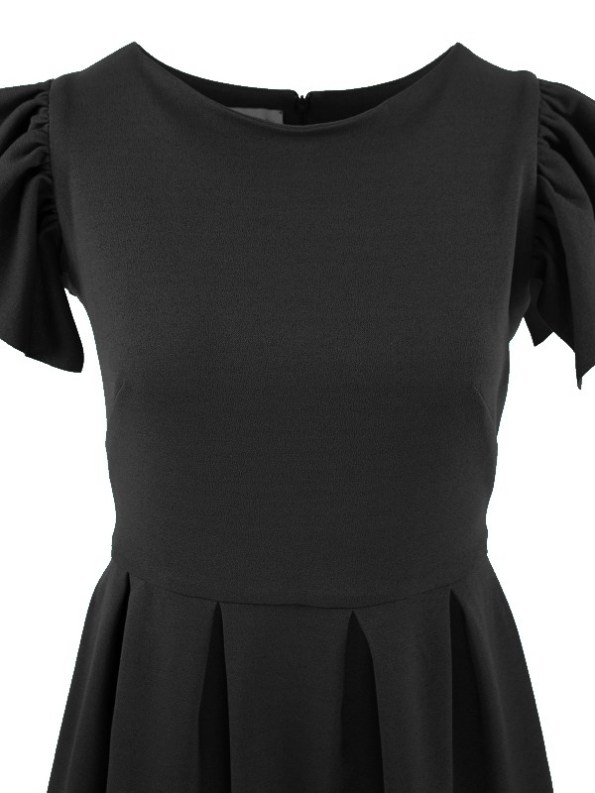 Mareth Colleen Tam Dress Black Bodice
