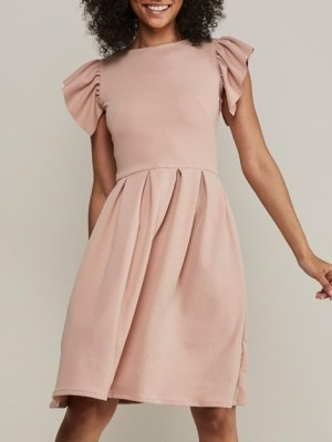 Pink dresses for weddings
