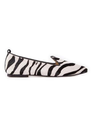 Zebra Print Loafer South Africa