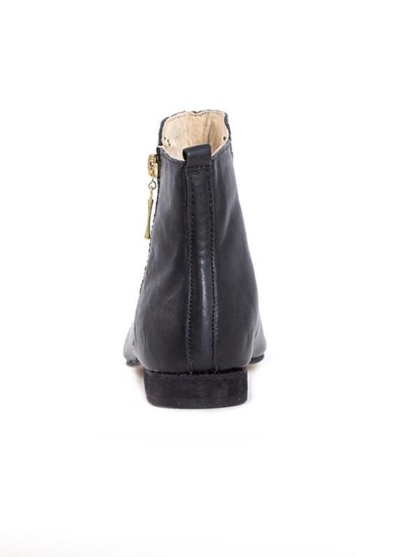 House of Cinnamon Suna Classic Ankle Boot Black Back