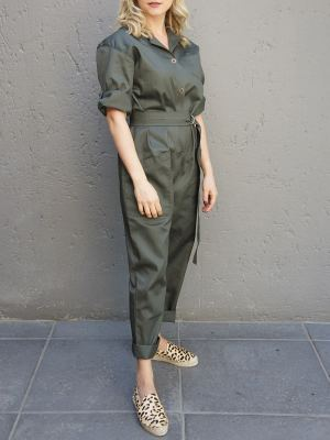Green Jumpsuit South Africa