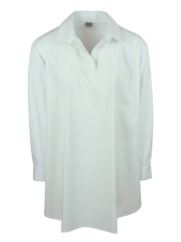 JMVB Rowling Oversized Shirt White
