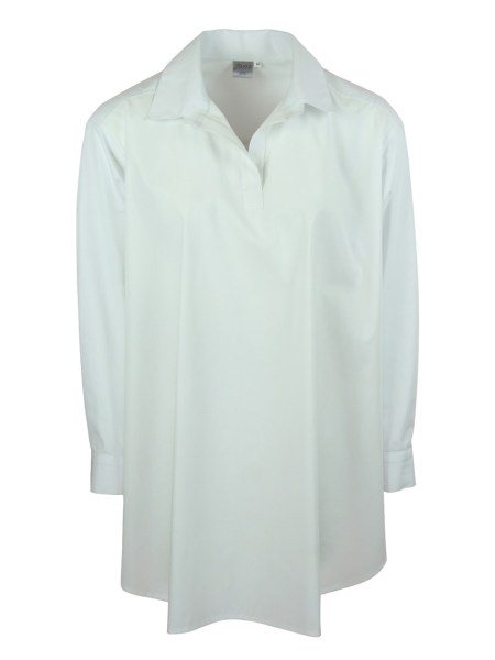 Overesized White Shirt for Women