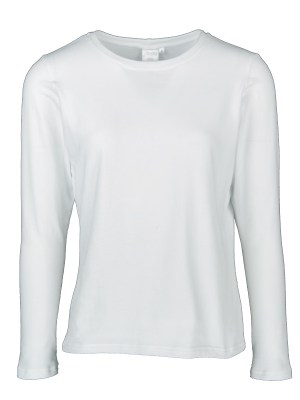 JMVB Long Sleeve Tee White