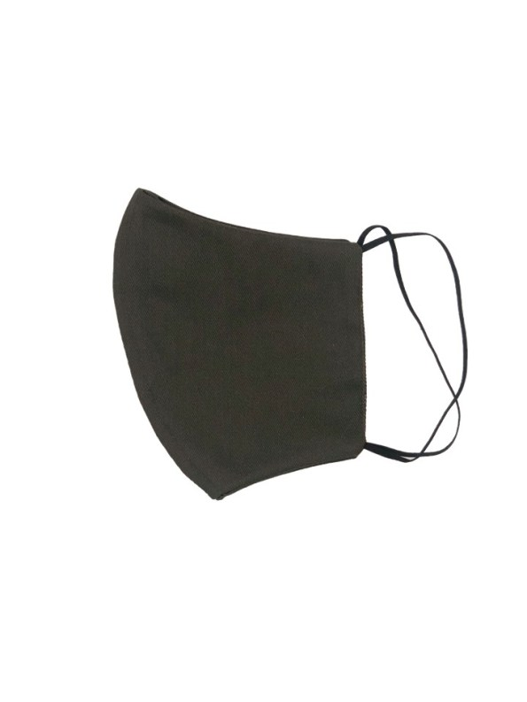 JMVB Face Mask Army Green Side