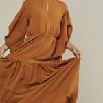 Mareth Colleen Tristan Maxi Dress Clay
