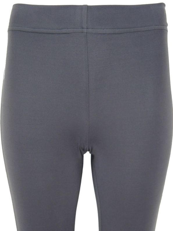 JMVB High-waisted leggings Grey Closeup