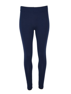 High-waisted Navy leggings South Africa