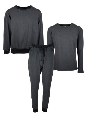 Athleisure Set for ladies Charcoal grey Made in South Africa