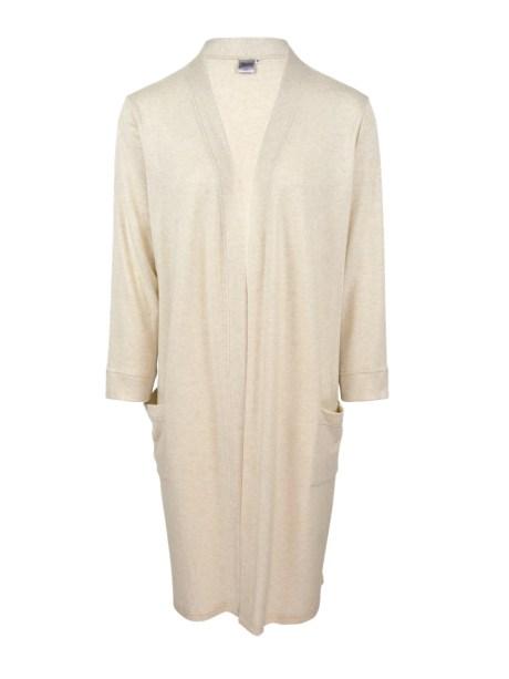 Loungewear long cardigan beige made in South Africa