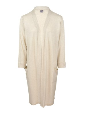 Loungewear long cardigan beige made in South Africa