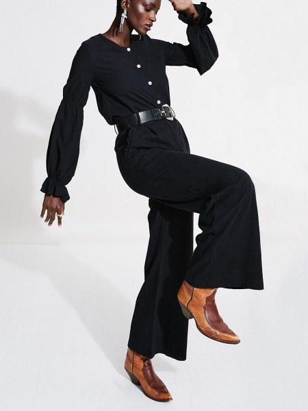 Black hemp pants South Africa