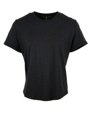 black Tshirt Hemp shirt South Africa