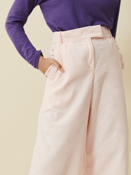 Wide leg high waisted pants South Africa