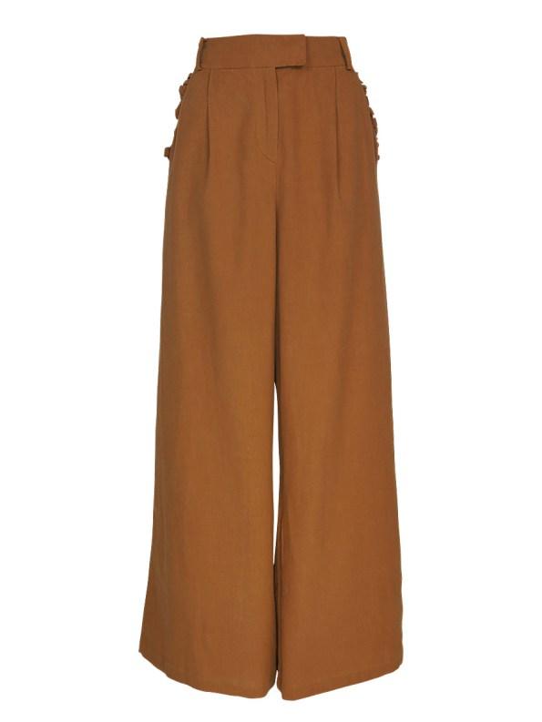 Asha Eleven High & Wide Pants Chesa _SHPEN 100